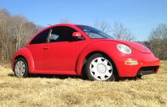 1998 Volkswagen New Beetle -Manual 5-Speed This is what I roll in now :)
