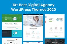 Best digital agency WordPress themes for your seo and digital marketing website. Top selling, light weighted & fast loading themes are listed for you. Social Media Marketing Agency, Seo Agency, Digital Marketing, Business Card Design, Creative Business, Business Cards, Footer Design, Design Design, Online Advertising