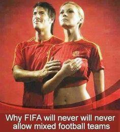 can u imagine how football would change