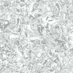 York Wallcoverings Walt Disney Kids II Comic x Wallpaper Wallpaper Samples, Home Wallpaper, Pattern Wallpaper, Walt Disney Kids, Disney Home, Marvel Wallpaper, Disney Wallpaper, Funky Decor, Wallpaper Warehouse