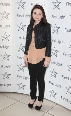 Jessica Barden Photos Photos - Jessica Barden attends the First Light Movie Awards at Odeon Leicester Square on March 15, 2011 in London, England. - First Light Movie Awards