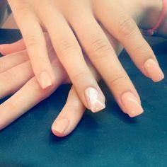 #colornude#semplice#decorazione#nails#classic#gel#unghie#fixelnailslaboratory