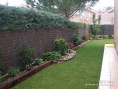 Jardines proyectados y construidos por ARTE VIVO