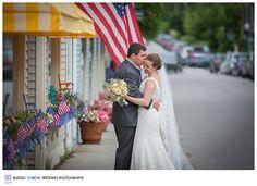 Stefanie and Michael, Camden Maine Wedding Photographers