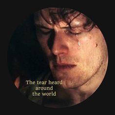 The tear heard around the world
