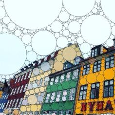 Next up in my parade of filter apps is 's Percolator, which has me a bit mystified. It turns photos into circles, which seems promising, but finding photos that work has been a bit … Filters, Bubbles, Copenhagen Denmark, Circles, Instagram Posts, Artwork, Projects, Boots, Travel