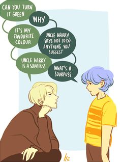 I don't ship drarry but I like to see Draco and teddy doing things (not like that tho ya pervs) Harry Potter Comics, Harry Potter Marauders, Harry Potter Ships, Harry Potter Fan Art, Harry Potter Universal, Harry Potter Fandom, Harry Potter World, Albus Severus Potter, Dramione