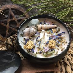 Witches Cauldron, Sea Witch, Paella, Acai Bowl, Candles, Breakfast, Ethnic Recipes, Food, Acai Berry Bowl