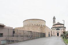 Gregotti Associati, Mario Ferrara · Nuova Chiesa Parrocchiale di San Massimiliano Kolbe