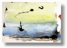 Wandering Ink Drawings: Drawing Lessons for Kids: KinderArt ®
