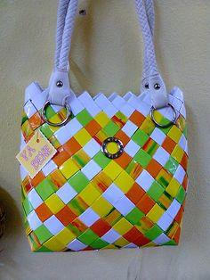 Candy Bag kabelka - barevná