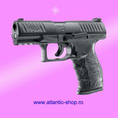Umarex Walther PPQ M2 T4E Paintball, Airsoft, Hand Guns, Military, Firearms, Pistols