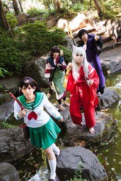 Inuyasha cosplay