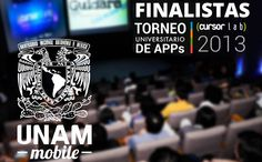 @UNAM_MX Mobile llega a final de concurso de apps