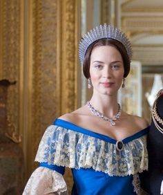 The Young Victoria (2009) Emily Blunt as Queen Victoria. I love this movie!!