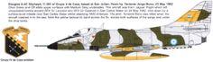 Fuerza Aerea Argentina A-4C Skyhawk   Falklands War 1982