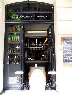 La Bodegueta de Provença - La Dreta de l'Eixample - Barcelona, Cataluña