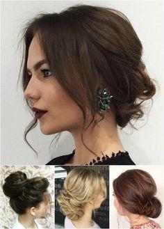 Más de 30 peinados perfectos para ir de boda