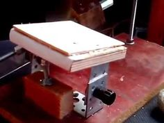 Точилка для ножей своими руками Knife sharpener with his hands - YouTube