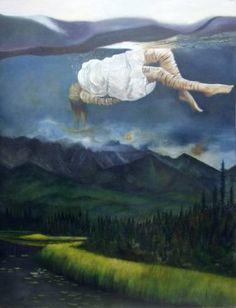 "Saatchi Art Artist sio jaya; Painting, ""fts#4"" #art"