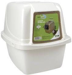 Van Ness  CP7 Enclosed Cat Pan/Litter Box, Extra Large