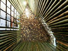 bamboo architecture - Google Search
