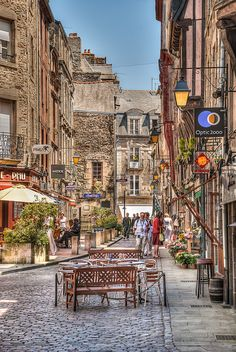 Dinan, Brittany, France. I need to go back there and see more!!! Beautiful!!