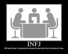 INFJ Posters & Charts - Brad Garbus, LPCA
