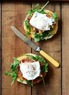Egg, Prosciutto, Arugula & Olive Oil Sandwich from @Megan Ward Herak Day Moms #recipe #sandwich #oliveoil