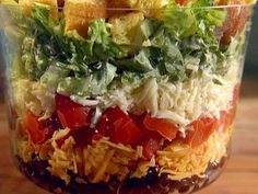 Tex-Mex Salad with Creamy Lime Dressing..