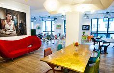 Loffice Coworking Wien - Ein junges und modernes Coworking- und Eventkonzept bietet alles, was man zum produktiven Arbeiten benötigt.