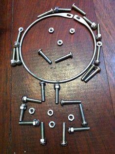 Metal parts people!