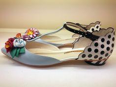 For the Makers inspiration / florals / Sophia Webster
