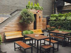 The Old Fountain | 17 London Rooftop Bars You Must Visit Before You Die