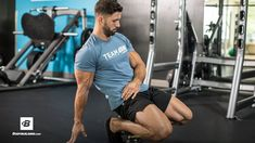 """Leg Day with Julian """"The Quad Guy"""" Smith - YouTube"""