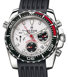 Tudor | Hydronaut II Chronograph | Edelstahl | Uhren-Datenbank watchtime.net