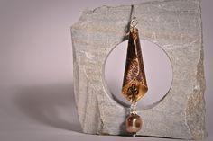 E1044 Earring Fall Collections, Drop Earrings, Texture, Pretty, Jewelry, Fashion, Jewlery, Moda, Jewels