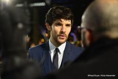 Colin at Testament of Youth premiere