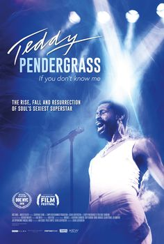 Teddy Pendergrass: If You Don't Know Me Hallway Pictures, Soul Singers, Picture Boards, Marvin Gaye, 2018 Movies, Great Movies, Superstar, Documentaries, Movie Tv