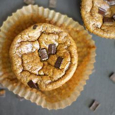 Tone It Up - Recipe Profile - Pumpkin Spice Muffins (Grain-free)