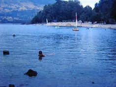 Lago Caburga.