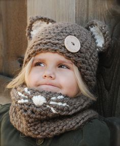 Ravelry: Camille Cat Set pattern by Heidi May