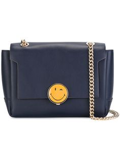 'bathurst' Crossbody bags shoulder anyahindmarch leather Bags crossbody Face Lock Wink Anya Hindmarch qXxw7ITRT