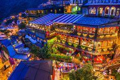 台湾 九份 Jiufen, Taiwan