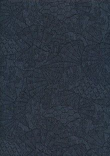 Sevenberry Japanese Fabric - Fossil Navy
