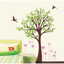 Living with Love Wall Decal