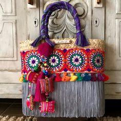 77923353 Las 22 mejores imágenes de Bolsos | Beach bags, Beige tote bags y Do ...