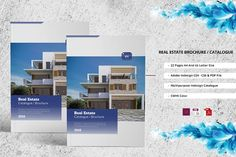 Real Estate Catalogue / Brochure by Leparte on @creativemarket
