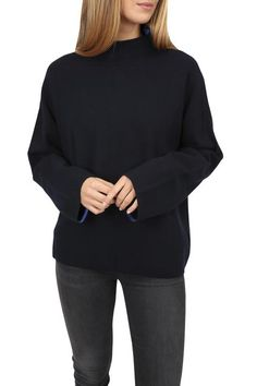 Shop Women's Favorite Easy Crew - Solid at Eddie Bauer. Pyjamas, Sweater Weather, Short, Knitwear, Normcore, Sweatshirts, Sleeves, Sweaters, Cotton