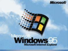 Windows 95!